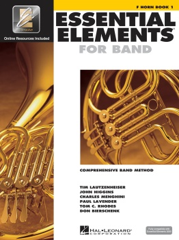 Essential Elements F Horn Bk.1
