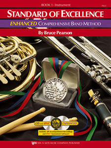 Standard of Excellence Enhanced Bk1 Tuba