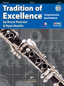 Tradition of Excellence Bk. 2 Clarinet