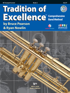 Tradition of Excellence Bk. 2 Trumpet