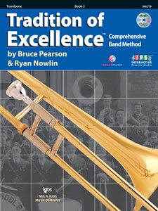Tradition of Excellence Bk. 2 Trombone