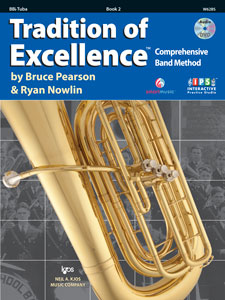 Tradition of Excellence Bk. 2 Tuba