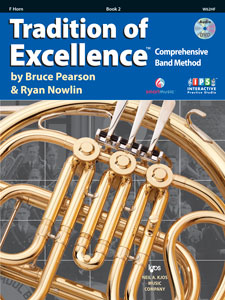 Tradition of Excellence Bk. 2 Horn