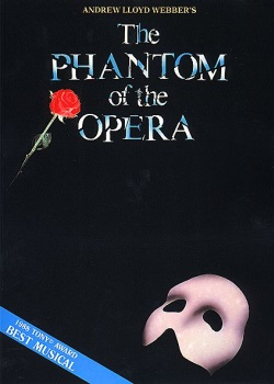 Phantom Of The Opera Broadway Vocal Selections