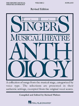 The Singer's Musical Theatre Anthology - Volume 2 - Soprano (Book only)