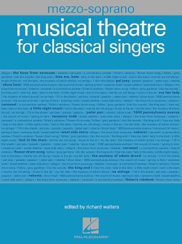 Musical Theatre for Classical Singers Mezzo