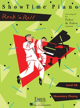 Piano Adventures Showtime Rock 'n Roll Level 2A