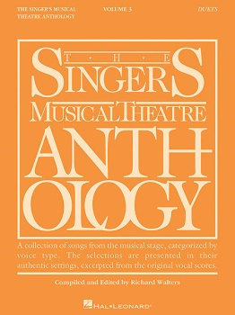 The Singer's Musical Theatre Anthology Duets Volume 3 Book Only