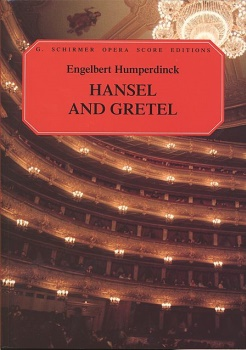 Hansel And Gretel Vocal Score Paperback English