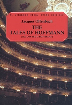 The Tales of Hoffman (Les Contes d'Hoffmann) Vocal Score French/English