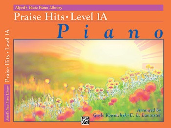 Alfred's Basic Piano Library Praise Hits 1A
