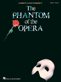 The Phantom of the Opera Broadway Vocal Selections