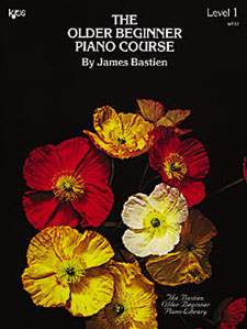 Older Beginner Piano Course Level 1