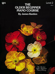 Older Beginner Piano Course Level 2