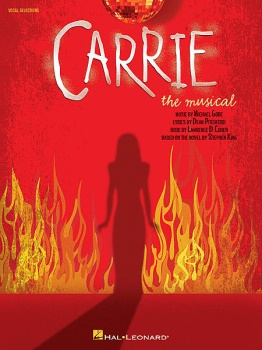 Carrie the Musical Broadway Vocal Selections