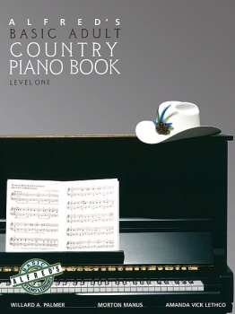 Alfred's Basic Adult Country Songbook Book 1