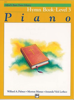 Alfred's Basic Piano Library Hymn Book 3
