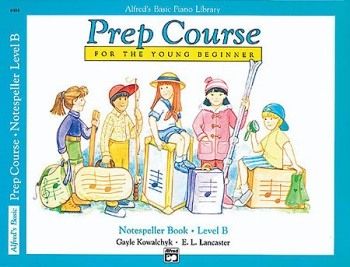 Alfred's Prep Course - Notespeller (Level B)
