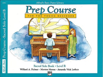 Alfred's Prep Course - Sacred Solos (Level B)