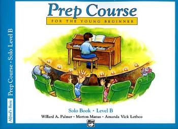 Alfred's Prep Course - Solo Book (Level B)