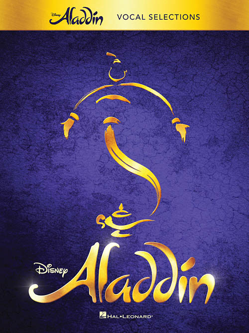 Aladdin Vocal Selections Piano Vocal Guitar