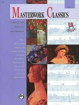 Masterwork Classics Level 3 w/CD