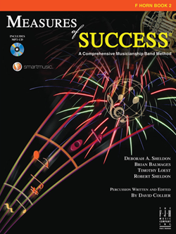 Measures of Success: F Horn Book 2
