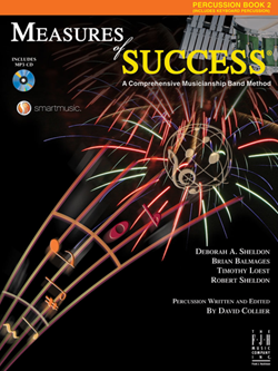 Measures of Success: Percussion Book 2