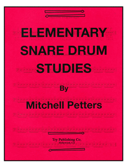 Peters: Elementary Snare Drum Studies