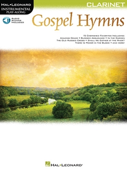 Gospel Hymns for Clarinet