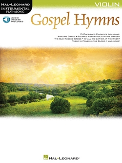 Gospel Hymns for Violin