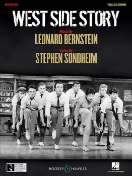 West Side Story Broadway Vocal Selections