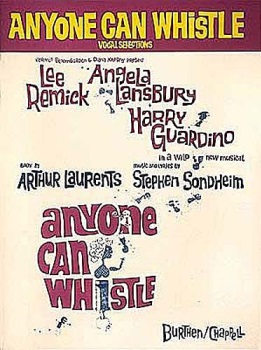 Anyone Can Whistle Broadway Vocal Selections