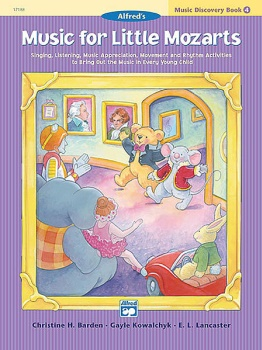 Music for Little Mozarts - Music Discovery (Book 4)