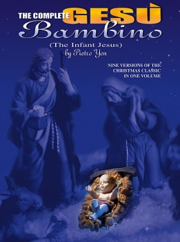 Complete Gesu Bambino (the Infant Jesus)