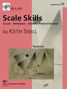Scale Skills Technic Primer Level