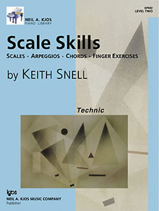 Scale Skills Technic Level 2